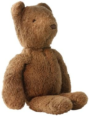 soft brown bear toy