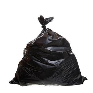 Trash bag to hold infested clothing in.